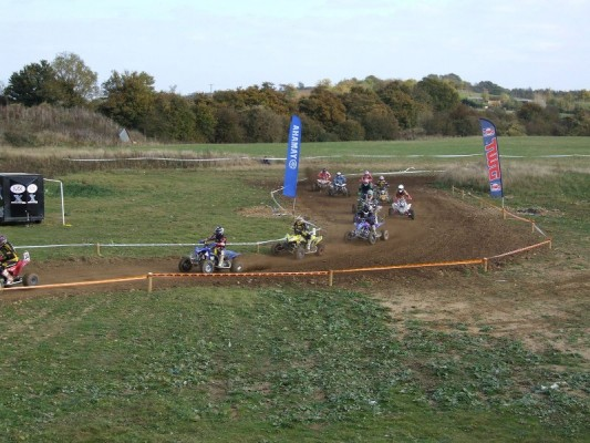 Bletchingdon MX Track photo
